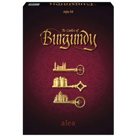 The Castles of Burgundy (castellano)