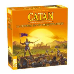 Catan - La leyenda de los conquistadores