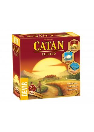 Catan:Edición 25 Aniversario