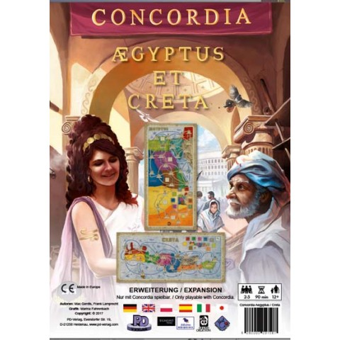 Concordia: Creta Y Aegyptus