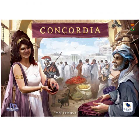 Concordia (Quinta edición)