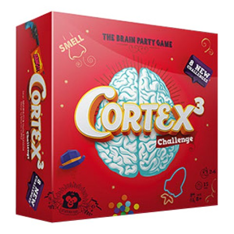 Cortex 3 Challenge (Rojo)