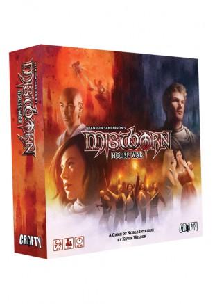 Mistborn: House War + promos Kickstarter