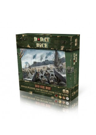 D-Day Dice Core Game (Second Edition)