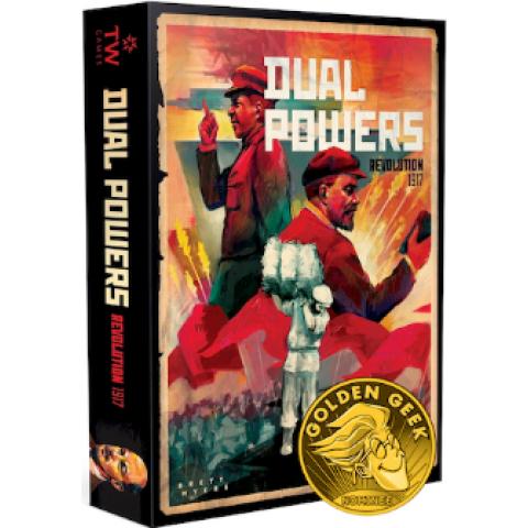 Dual Powers Revolución 1917