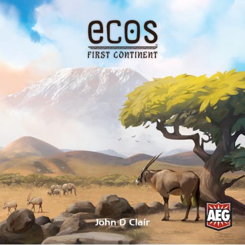 Ecos: Primer continente