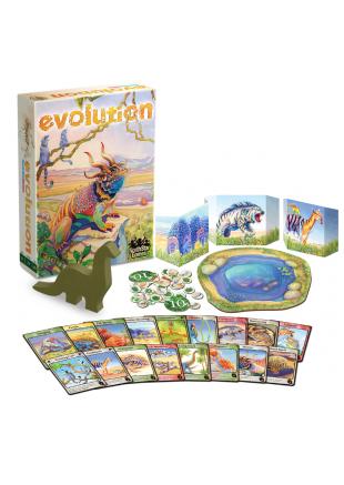 Evolution (New Box)