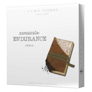 T.I.M.E Stories:  Expedition ENDURANCE (castellano)