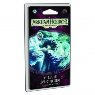 Arkham Horror LCG: El límite del otro lado / La era olvidada