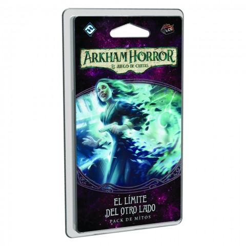 Arkham Horror LCG: La era olvidada III - El límite del otro lado