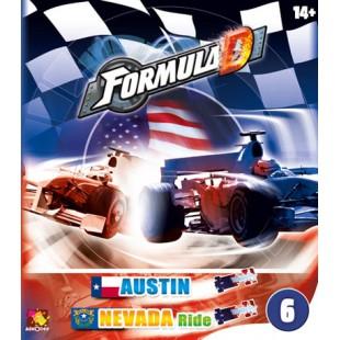 Formula D - Exp6: Nevada & Austin