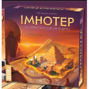 Imhotep (Español)