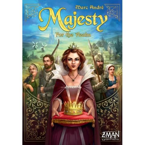 Majesty: La corona del reino