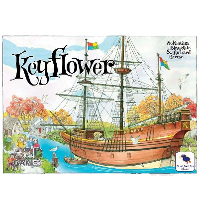 Keyflower (Cuarta edición)