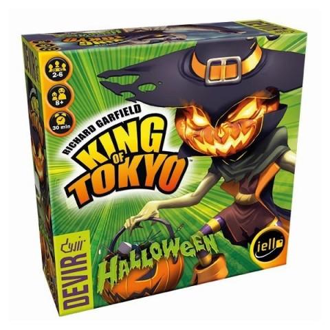 King of Tokyo: Halloween (Nueva edición)