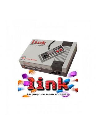 Link: Un juego de mesa en 8-bits