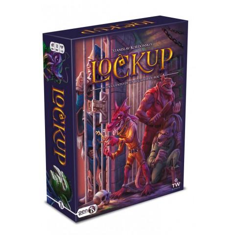 Lockup: Un relato de Roll Player [Preventa 7-10-21]