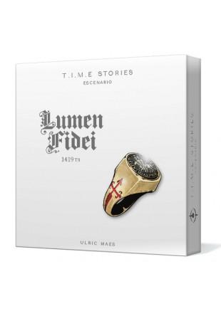 T.I.M.E Stories:  Lumen Fidei (castellano)