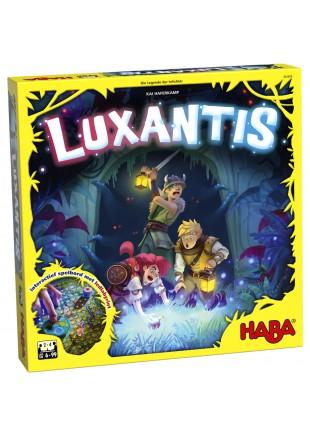 Luxantis ( Die Legende der Irrlichter)