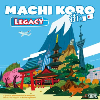 Machi Koro Legacy [Inglés]
