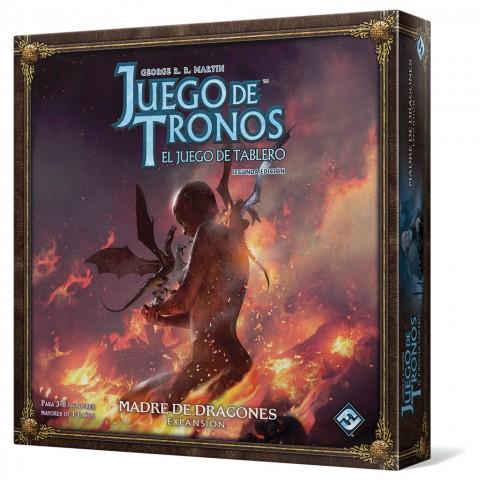 Juego de Tronos: El Juego de Tablero- Madre de dragones