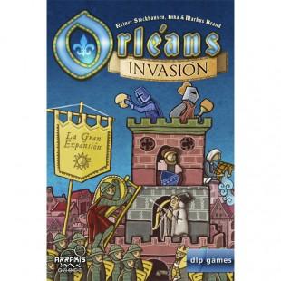 ORLÉANS: INVASIÓN