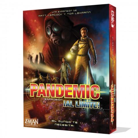Pandemic: ¡Al Limite!