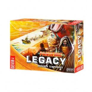 "Pandemic Legacy ""Temporada dos"" - Amarillo"