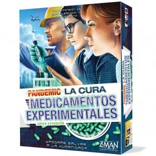 Pandemic: La Cura - Medicamentos Experimentales
