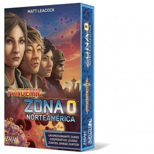 Pandemic: La Cura Zona 0 Norteamerica
