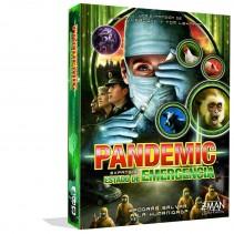 Pandemic: Estado de emergencia