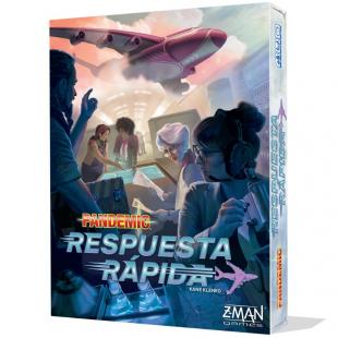 Pandemic: Respuesta rápida