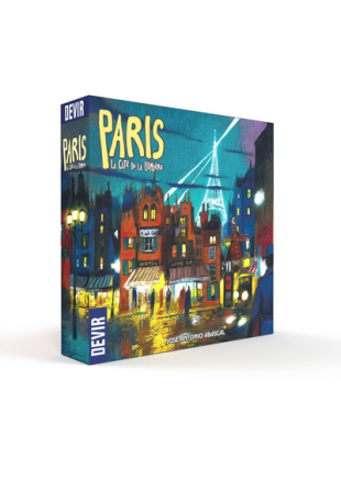 París: la citè de la lumière (Ed. en español)