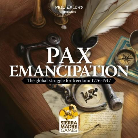 Pax Emancipation (Inglés)