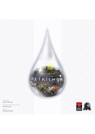 Pretichor (Inglés)