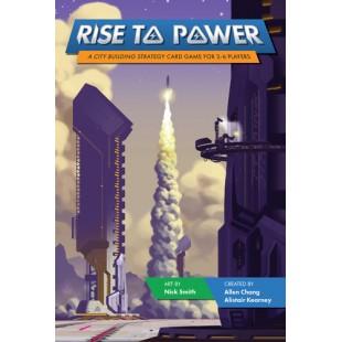 Rise to power [Segunda Mano]