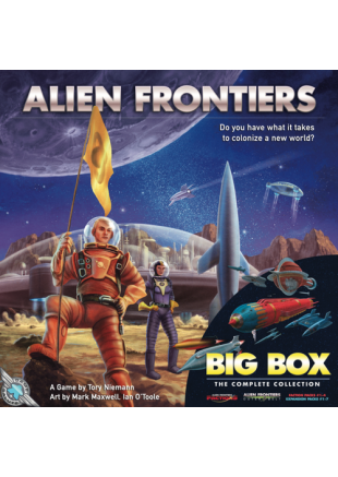 Alien Frontiers BIG BOX