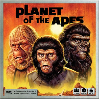Planet of the Ape