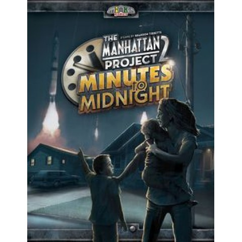 The Manhattan Project 2: Minutes to Midnight (Edición Kickstarter)