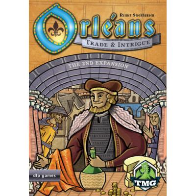 Orléans: Trade & Intrigue (Expansión)