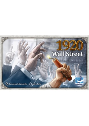 1920: Wall Street + Promos