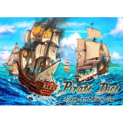 Pirate Dice - Voyage on the Rolling Sea