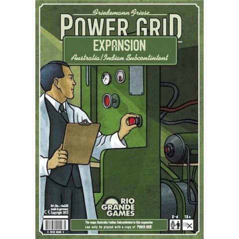 Power Grid India/ Australia