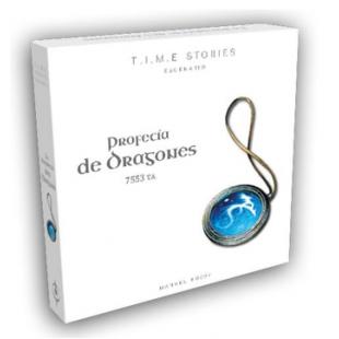 T.I.M.E. Stories: Profecía de Dragones