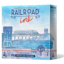 Railroad Ink Edición Azul Profundo