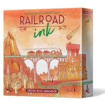 Railroad Ink Edición Rojo Abrasador