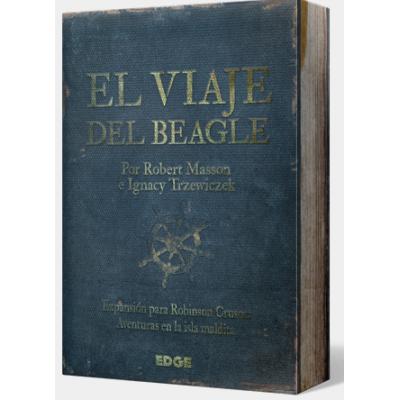 Robinson Crusoe: Aventuras en la isla maldita: El viaje del Beagle