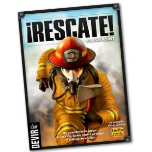 Rescate! / Flash Point: Fire Rescue (Español)