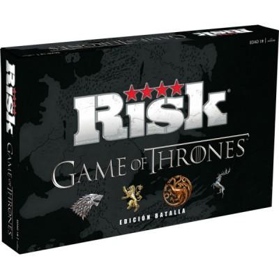 Risk Juego de Tronos: Edición Batalla (Español)