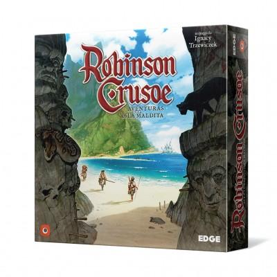 Robinson Crusoe: Aventuras en la isla maldita- Segunda edición